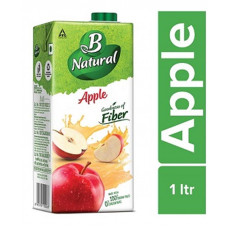 B Natural Apple Juice 1L