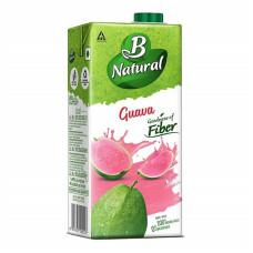 B Natural Juice Guava 1L